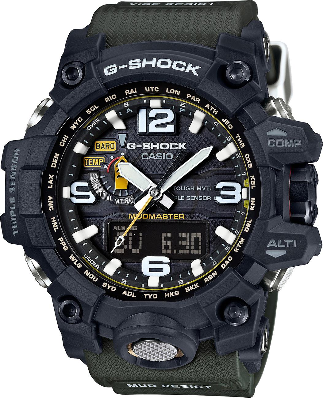 Если вы хотите не только иметь необходимые для спортсмена функции, но также и ударопрочность и модный дизайн привлекающий внимание, то вам следует обратить внимание на часы серии g-shock.