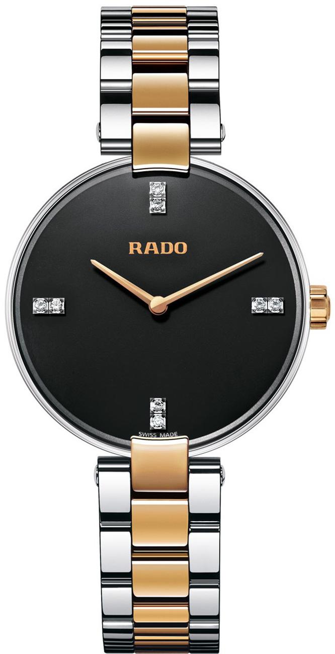 Замена ремешка или браслета часов rado корпус и браслеты часов радо, в большинстве моделей, выполнены из сверхпрочной керамики, которая не царапается, но может разбиться при падении и сильных ударах.